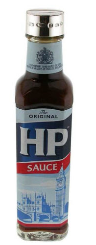 Sterling Silver HP Sauce Bottle Top