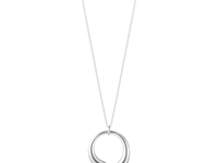 Georg Jensen Mercy Silver Necklace
