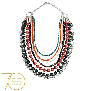 70 for 70 'Boho Seventies' Necklace