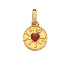 Links of London Jammie Dodger charm