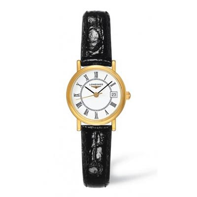 Longines 18ct yellow gold circular watch