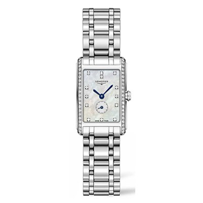Longines stainless steel Dolce Vita watch