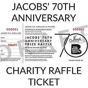 1 Raffle Ticket