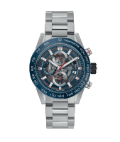Tag Heuer automatic chronograph watch