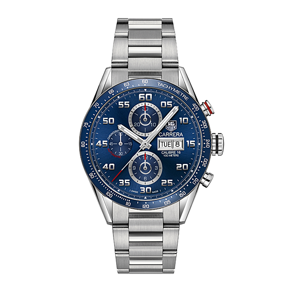 TAG Heuer 43mm Automatic Carrera