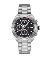 Tag Heuer Formual 1 stainless steel watch
