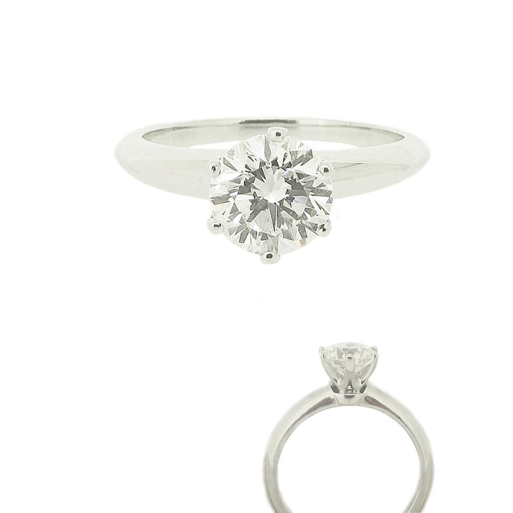 Second Hand Platinum Diamond Rings