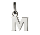 Links of London 'M' Charm