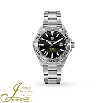Tag Heuer 43mm Automatic Aquaracer