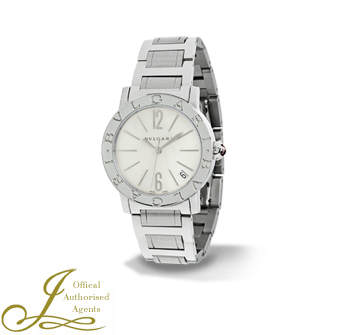 Bulgari Watches Available On Jacobs The Jewellers in Reading
