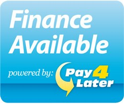 Pay 4 Later - finance available