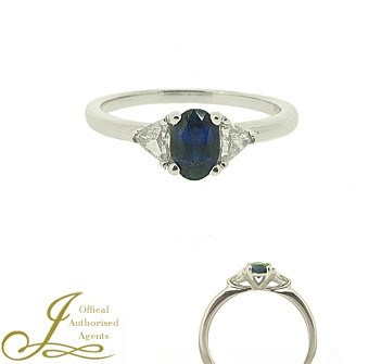 The Amazing Transformation of Sapphire from raw mineral to Engagement Ring is Dazzling!