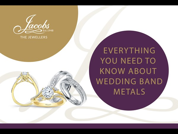 Everything You Need to Know about Wedding Band Metals image
