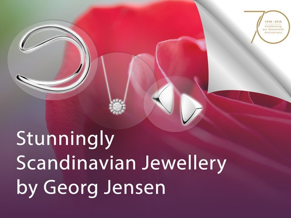 Stunningly Scandinavian Jewellery by Georg Jensen image