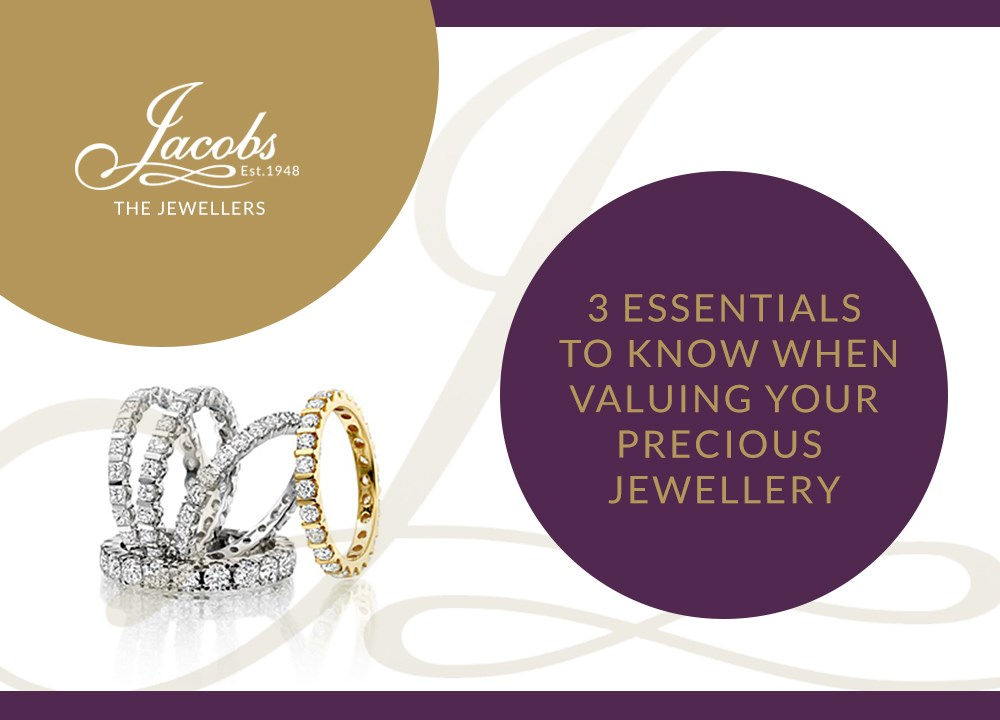 3 Essentials To Know When Valuing Your Precious Jewellery image
