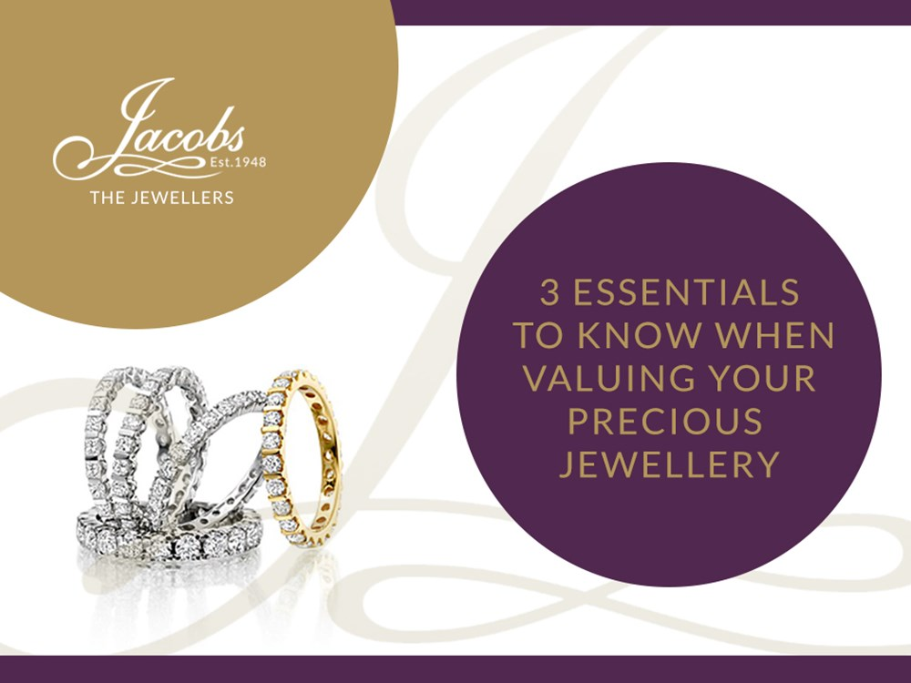 3 Essentials To Know When Valuing Your Precious Jewellery