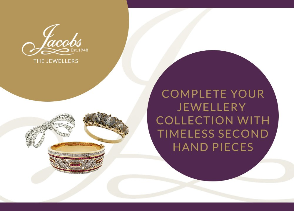 Complete Your Jewellery Collection with Timeless Second Hand Pieces image