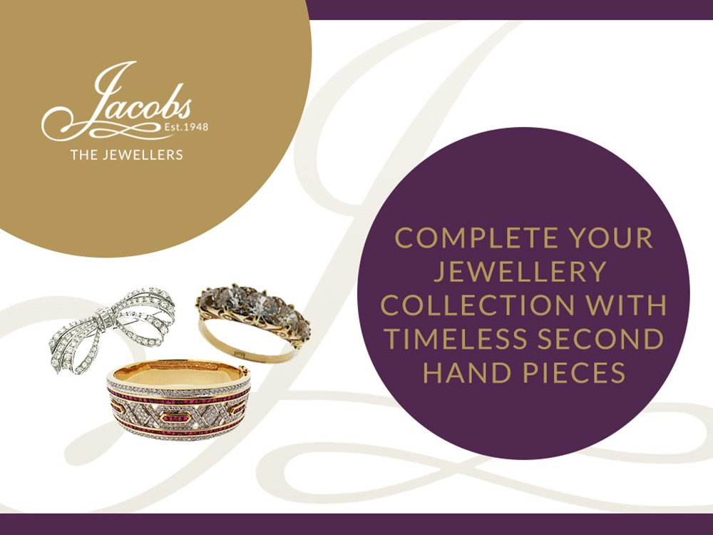 Complete Your Jewellery Collection with Timeless Second Hand Pieces