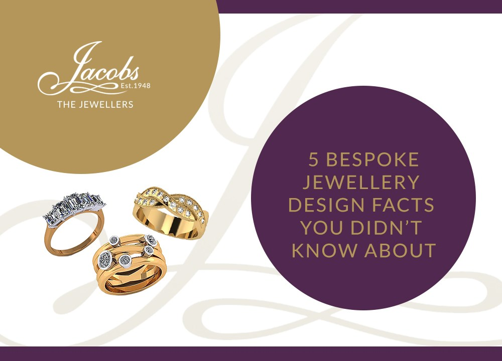 5 Bespoke Jewellery Design Facts You Didn't Know About image