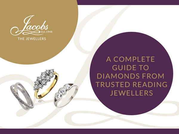 A Complete Guide to Diamonds from Trusted Reading Jewellers image