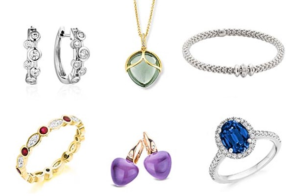 View our beautiful selection     of jewellery