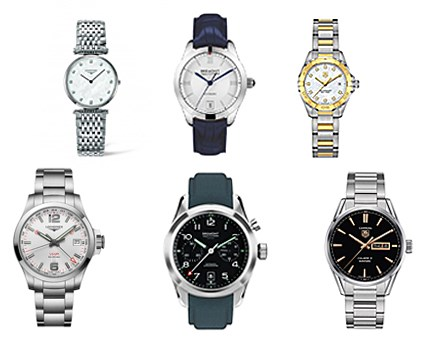 Shop our range    of watches