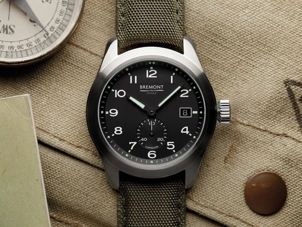 The Timeless Workmanship of Bremont Watches image