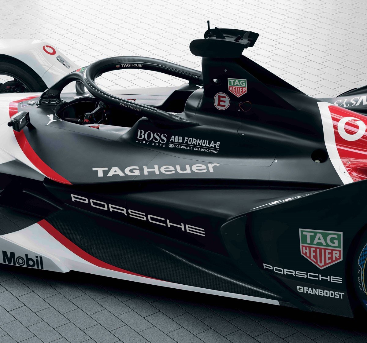 TAG Heuer Sporting Event Formula One Racing Car