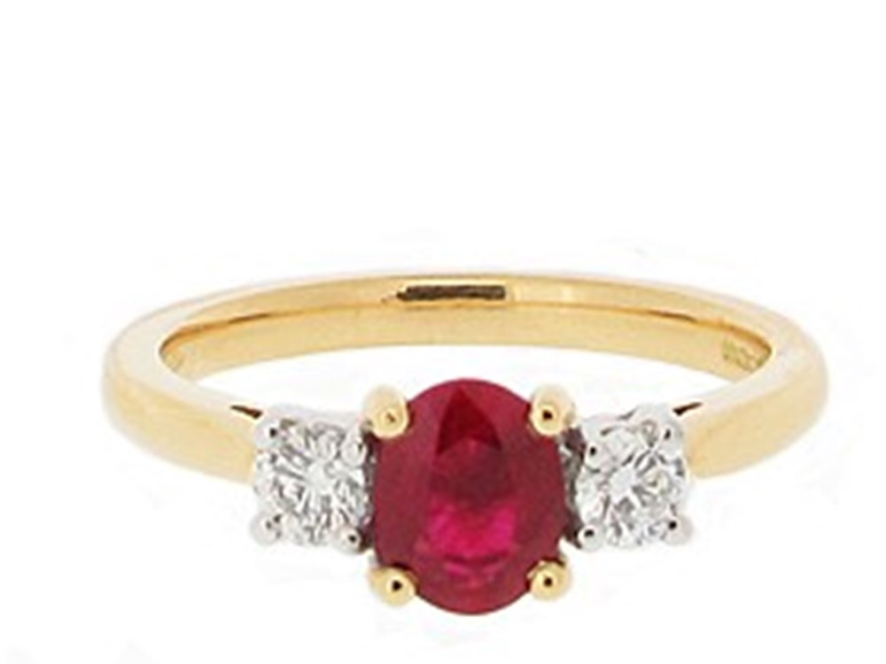 Engagement Ring Ideas: Check Out These Ruby Stunners Worn by Celebrities