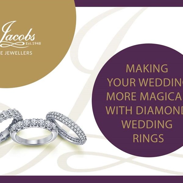 Making Your Weddings Magical With Diamond Wedding Rings