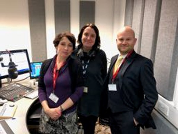 BBC radio Berkshire Interview: Jewellery + Engagement Ring  Design image