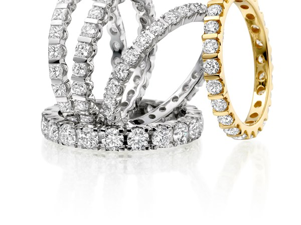 Eternity ring considerations