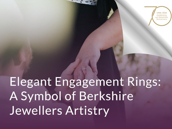 Elegant Engagement Rings: A Symbol of Berkshire Jewellers Artistry image