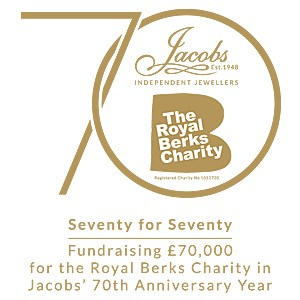 Read more about our 70th anniversary fundraising activities