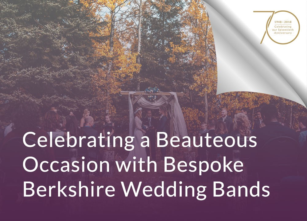 Celebrating Your Momentous Occasion with Bespoke Berkshire Wedding Rings image