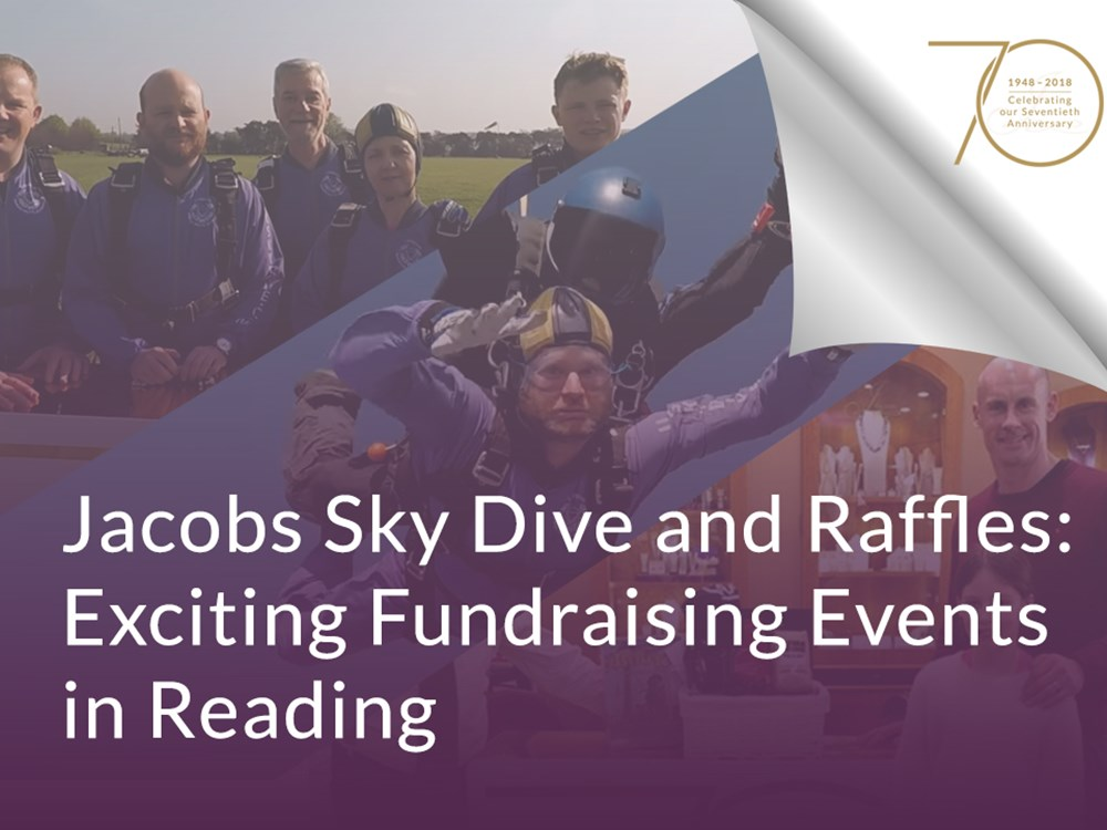 Jacobs Sky Dive and Raffles: Exciting Fundraising Events in Reading