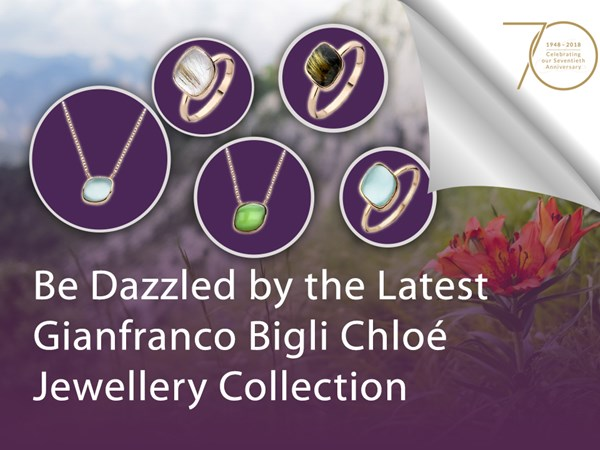 Be Dazzled by the Latest Gianfranco Bigli Chloé Jewellery Collection image