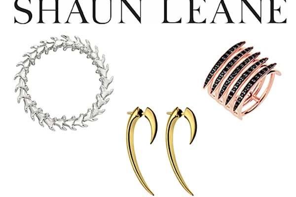 Jacobs are exclusive Reading agents for Shaun Leane's fabulous jewellery range