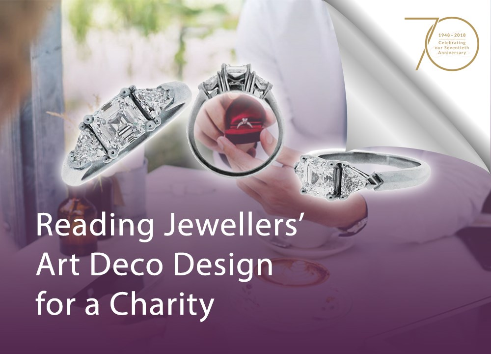 Reading Jewellers' Art Deco Design for a Charity