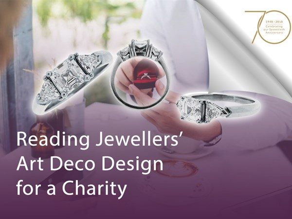 Reading Jewellers' Art Deco Design for a Charity image