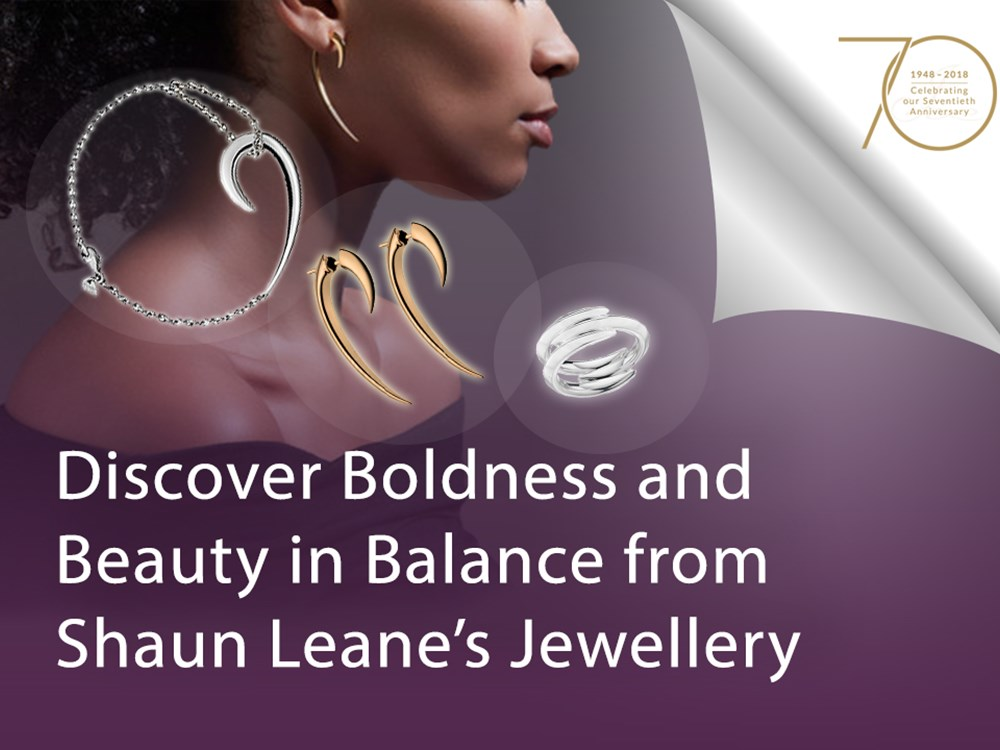 Discover Boldness and Beauty in Balance from Shaun Leane's Jewellery image