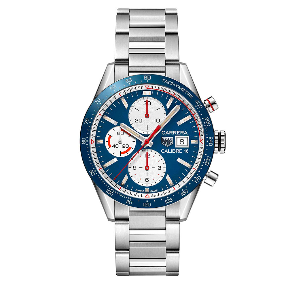 Tag Heuer Carrera Calibre 16 Movement Watch