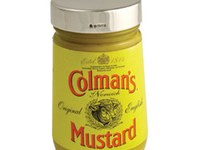 Sterling Silver Colemans Mustard Lid