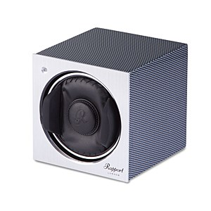 Carbon Fibre 'Tetra' Watch Winder