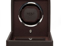 Wolf Watch Winder Cub Box- Brown