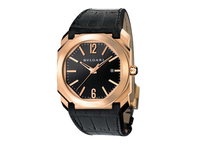 Bulgari 'Octo' 41mm automartic watch