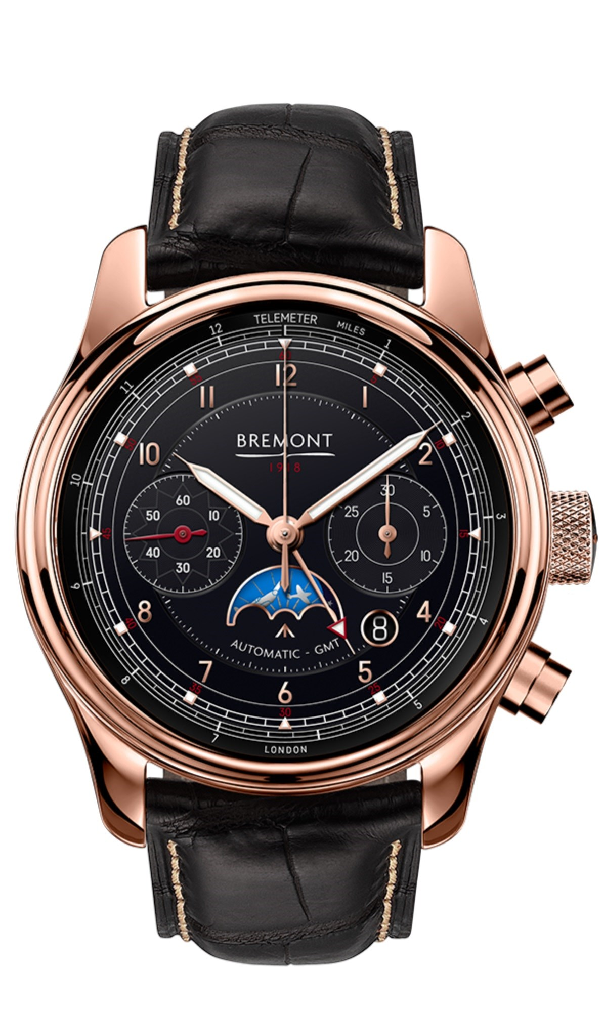 Bremont 1918 limited edition watch