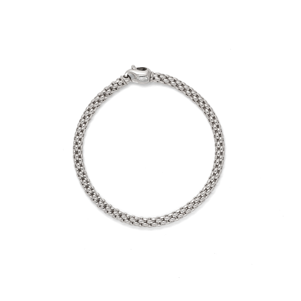 Fope Unica 18ct white gold bracelet