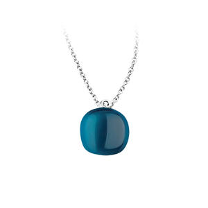Gianfranco Bigli London Blue Topaz 'Mini Sweety' Pendant