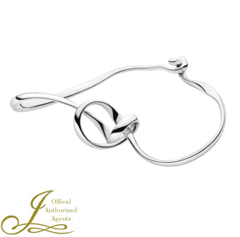 Georg Jensen Forget Me Knot Bangle